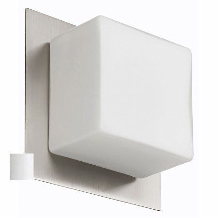 Dainolite 83554A-PC-FO 1-Light Ceiling or Wall Fixture, Oil Brushed Bronze