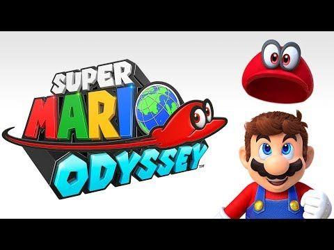 Super Mario Odyssey O Incrivel Inicio De Gameplay Jogo Exclusivo De Nintendo Switch Youtube Super Mario Super Mario Bros Nintendo