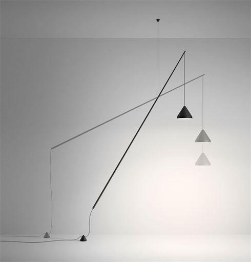 Nordboden Anhanger Von Vibia Dekoration Dekoration Stehlampe Hangeleuchte
