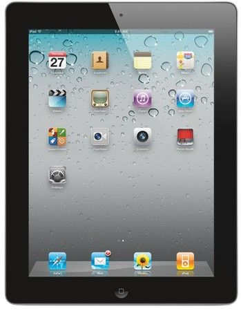 Apple iPad 2 with Wi-Fi 16GB (Black)