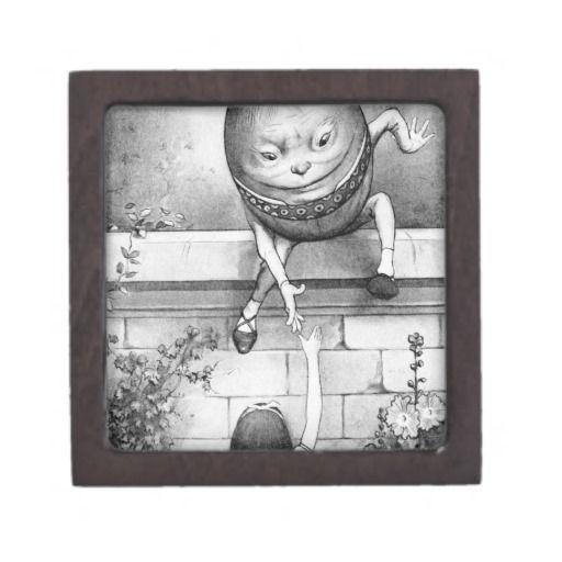 Humpty Dumpty Premium Trinket Box #HumptyDumpty #TrinketBox