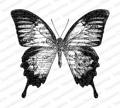 Big Butterfly - L13416: