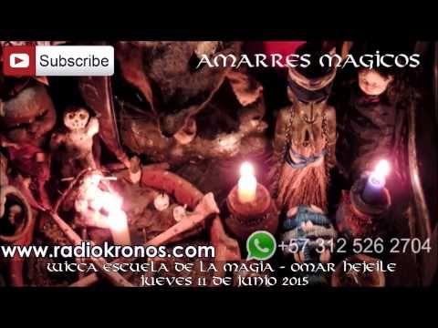 AMARRES MAGICOS