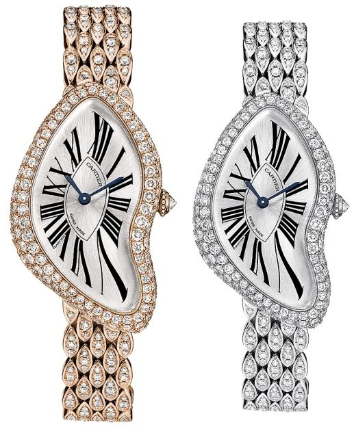 Cartier Crash Limited Edition