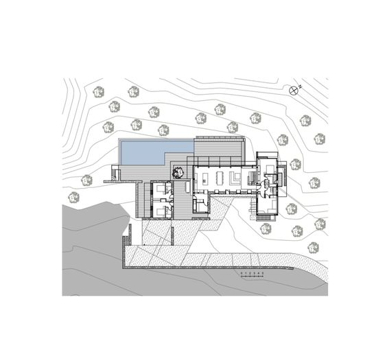 Notre Ntam' Lesvos Residences / Z-level