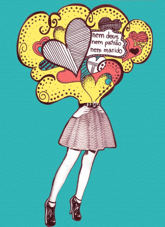 #Illustration #Ilustração #collage https://www.behance.net/leticiaRMS