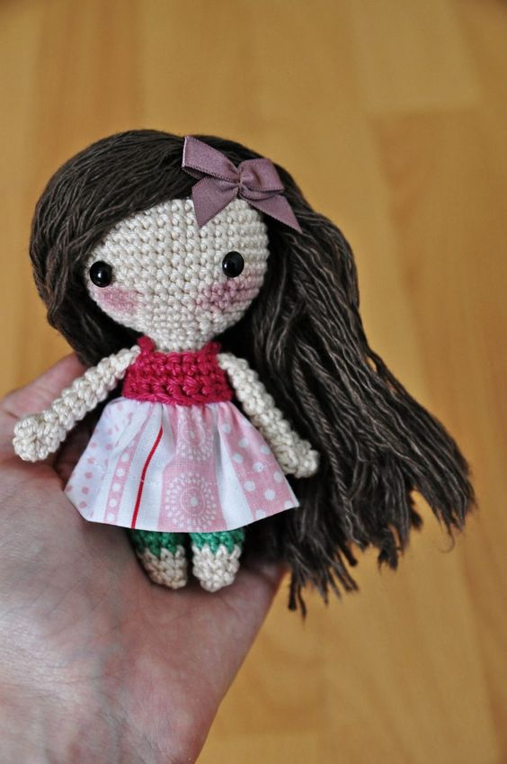 Crochet Patterns English : ... crochet patterns amigurumi dresses dolls doll patterns crochet english