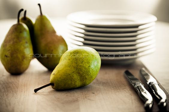 visual elements of food photography
