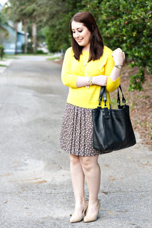 Dainty and Decadent: Sunny Disposition