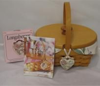 1999 Longaberger Horizon of Hope Basket