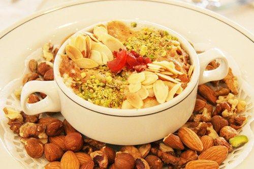 طريقة عمل أم علي الأصلية مثل الجاهزة Egyptian Food Egyptian Desserts Cooking Recipes