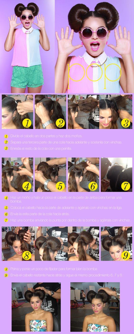 Peinado Pop