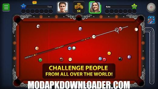 8 Ball Pool Mod Apk Latest V4 0 2 Free Download Pool Games Pool