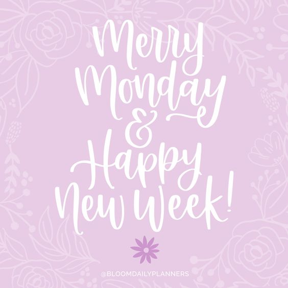 Happy new week #BloomGirl! We believe you're going to do something great with your week    #BloomPlanners #BloomPlanner #BloomDailyPlanners #Calendar #BloomGirl #Planner #Plan #Organization #Inspiration #PlannerAddict #PlannerLove #PlannerCommunity #BloomWhereYouArePlanted #PlanToBloom