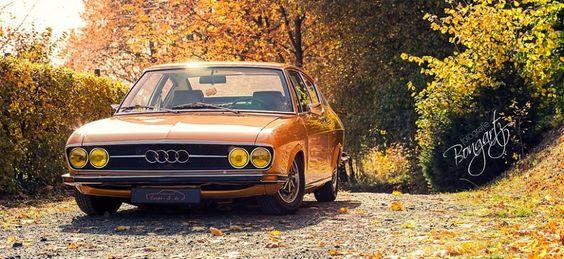 Audi 100 Fotografie Bongartz 1
