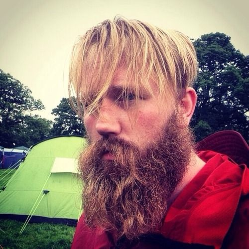 Beardy Boy - Joe