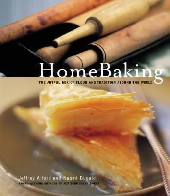 Home Baking by Alford Jeffrey