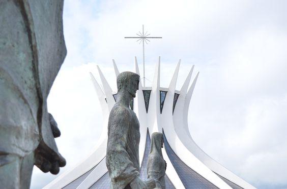 Brasília - 1 João, Lucas, Mateus e Catedral