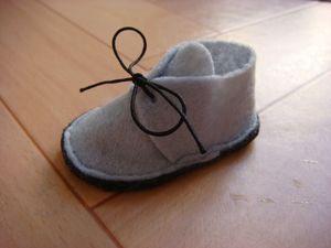 tutos des chaussures pour poupées Corolles +++++