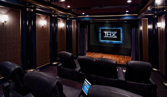 Comprar un sistema de cine en casa algunas - Montar un cine en casa ...