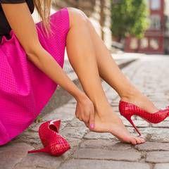 Dieser 2-Sekunden-Trick verrät sofort, ob High Heels bequem sind oder nicht