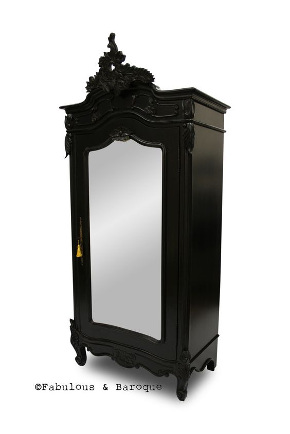 baroque wardrobe; French wardrobe; baroque armoire; rococo wardrobe; unique; baroque; baroque furniture; fabulous and baroque; liv-chic; rococo; french armoire