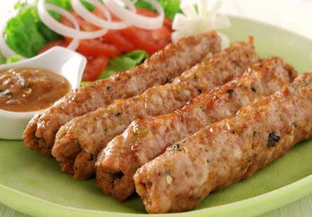 Delicious, perfect and professional style seekh kebab, try and let me know your opinion,,,