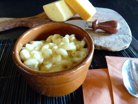 Stove-top Macaroni and Cheese (no artificial ingredients)
