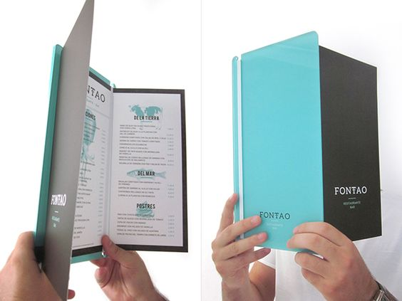 Diseño identidad corporativa restaurante Fontao on Branding Served