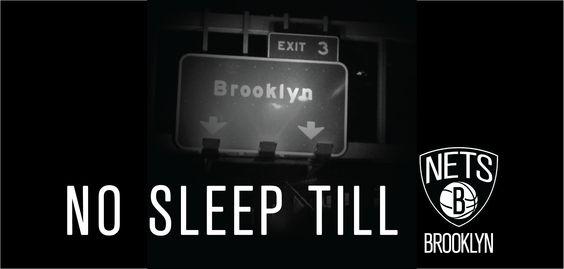 No Sleep Till Brooklyn!