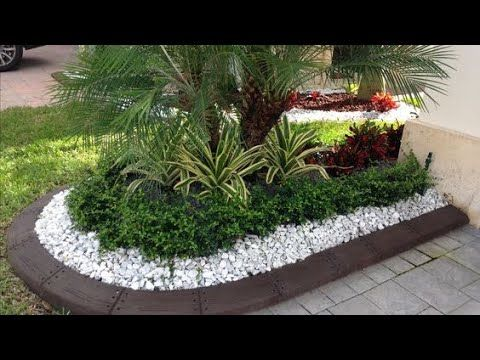 30 Small Stunning Landscaping Garden Ideas Youtube Rock Garden Landscaping Backyard Garden Landscape Garden Landscaping Diy