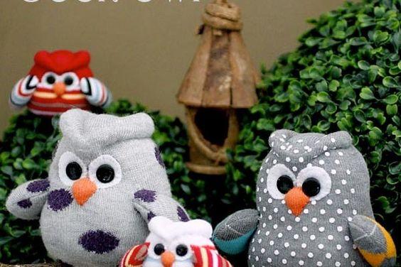 DIY : Olaf, le bonhomme de neige à partir d'une chaussette « Blog de Petit Citron