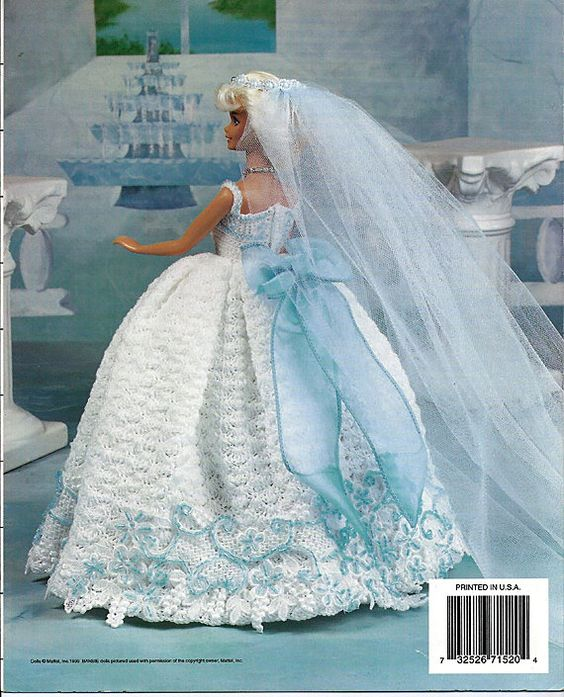 ... dolls patterns sky brides dolls crochet patterns crochet fashion blue