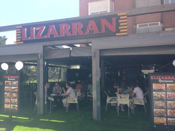 LIZARRAN inaugura nueva franquicia en Madrid Más información en http://bit.ly/1US6koU