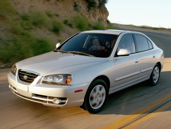 Hyundai Elantra XD review - http://autotras.com