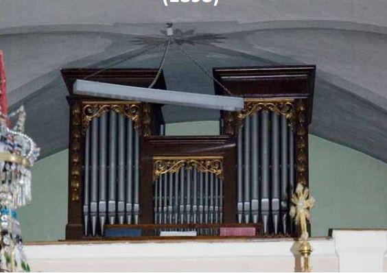 Engelhartstetten, St. Markus – Organ index, die freie Orgeldatenbank