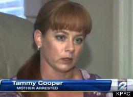 Tammy Cooper, a stay-at-home mom who lives in La Porte, Texas, was arrested earlier this month after a neighbor reported her for allegedly letting her kids play outside on their motorized scooters unsupervised.