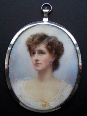 Portrait Miniatures from Barry Hayes