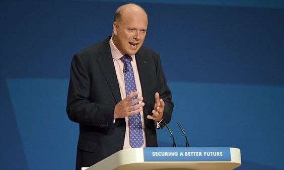 Britain will be left voiceless, isolated and subject to ever more harmful meddling by a 'giant Federation of Eurozone states' if it votes to stay inside the EU, a Cabinet minister warns today.  In a searing intervention, Chris Grayling says that being reduced to the role of bit-part player is 'no place for a proud United Kingdom to be'.  His comments open up a crucial new front in the increasingly heated referendum debate