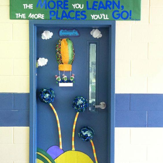 Seuss door