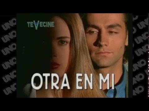 Otra En Mi Novela 1996 Cadena Uno Tevecine Youtube Novelas Telenovelas Colombianas Sugestión