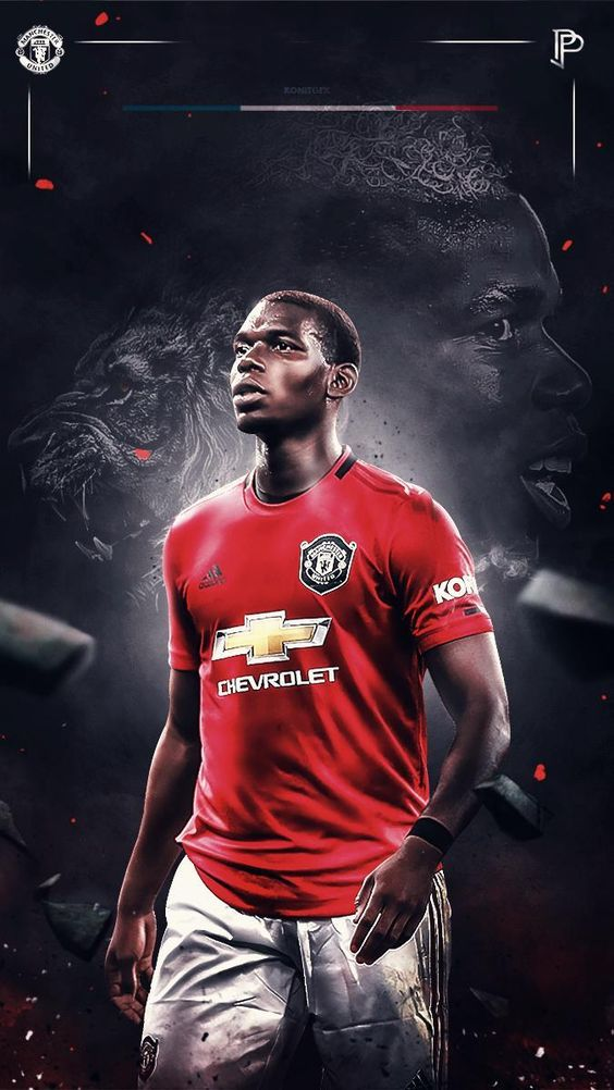 Paul Pogba Wallpapers Manchester United Team Manchester United Logo Paul Pogba Manchester United Cool manchester united player wallpaper