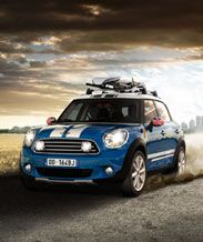 hell yea! Mini Cooper Countryman :)