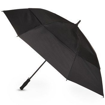Totes Men's Blue Line  Auto Golf  Vented Canopy Stick Umbrella - List price: $30.00 Price: $20.08 Saving: $9.92 (33%)