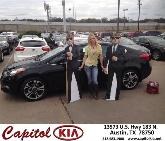 #HappyAnniversary to Melissa  Doyle on your 2012 #Mitsubishi #Galant from Everyone at Capitol Kia!