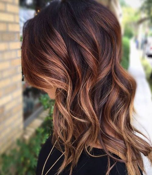 45 Best Auburn Hair Color Ideas Dark Light Medium Red Brown