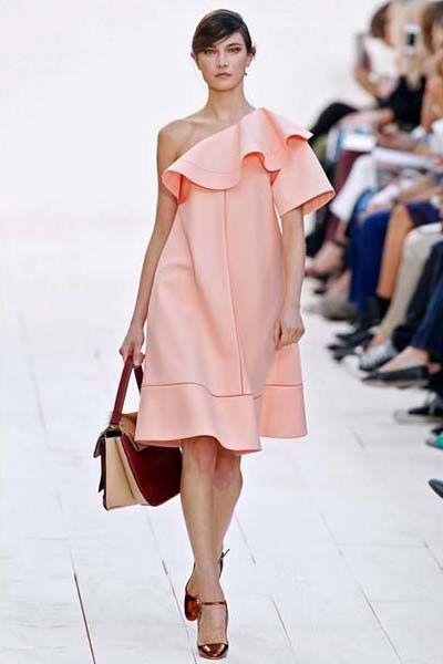 #Volantes #Tendencias #Moda #Primavera #SS13: