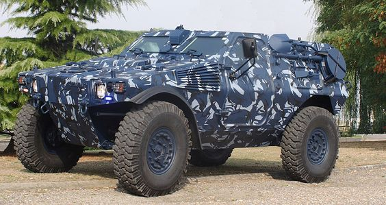 4x4 armored vehicles for sale   Panhard Car