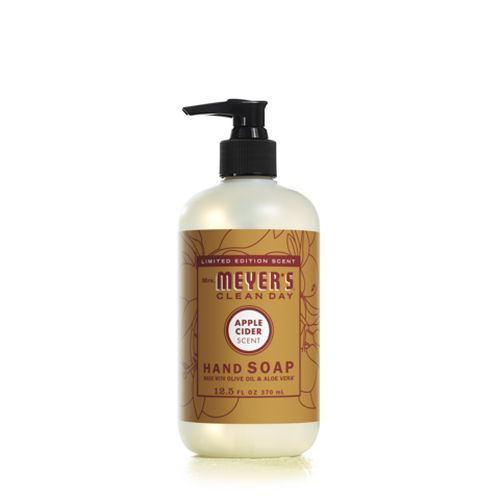 Apple Cider Liquid Hand Soap Cleaning Day Soap Liquid Hand Soap