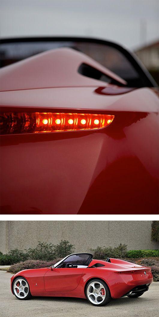 Alfa Romeo Uettottanta By PininfarinaYou Little Beauty I - We love cool cars